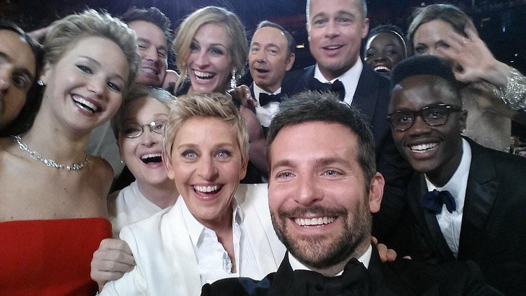 Happy NationalSelfieDay, Bradley Cooper