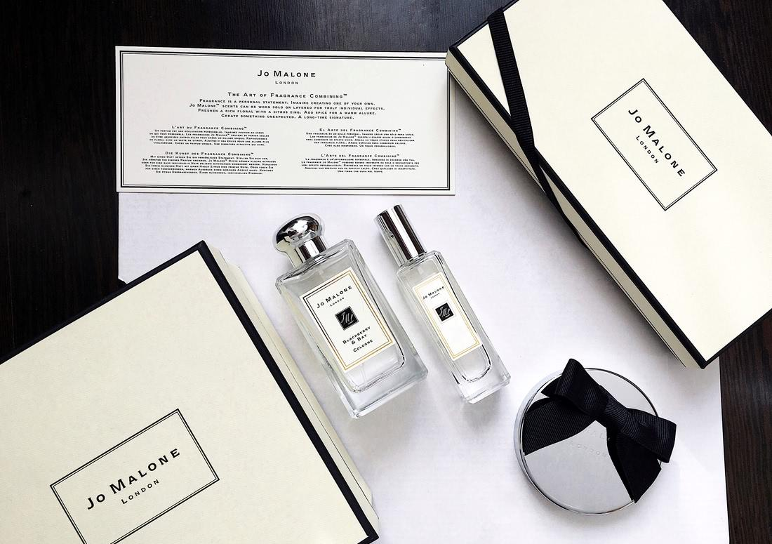 Jo Malone Blackberry & Bay Cologne - отзыв