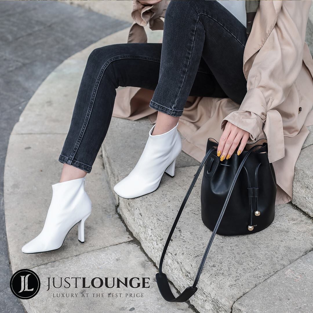 JustLounge - Step into the new year with a pair of boots (or several) that will last you through the winter. Discover more at Justlounge.com  #boots #shoes #footwear #fashion #winter #streetstyle #sty...