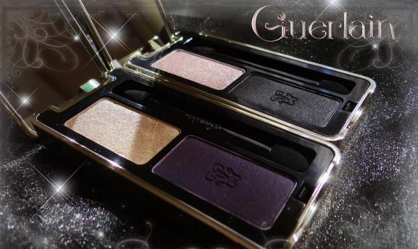 Guerlain L'Ecrin 2 Couleurs Eyeshadow в оттенках 04, Two Gossip, 06, Two Parisian. Fall 2019 Voilette de Madame - отзыв