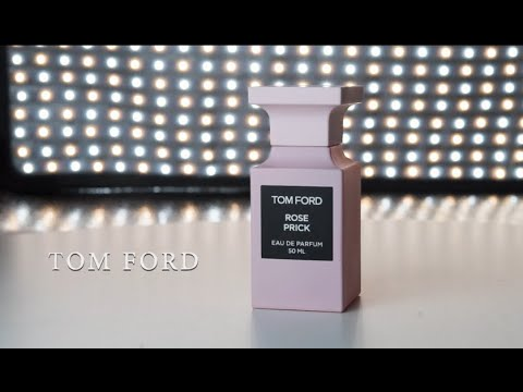 Tom Ford Rose Prick, новинка 2020 г. (обзор аромата)