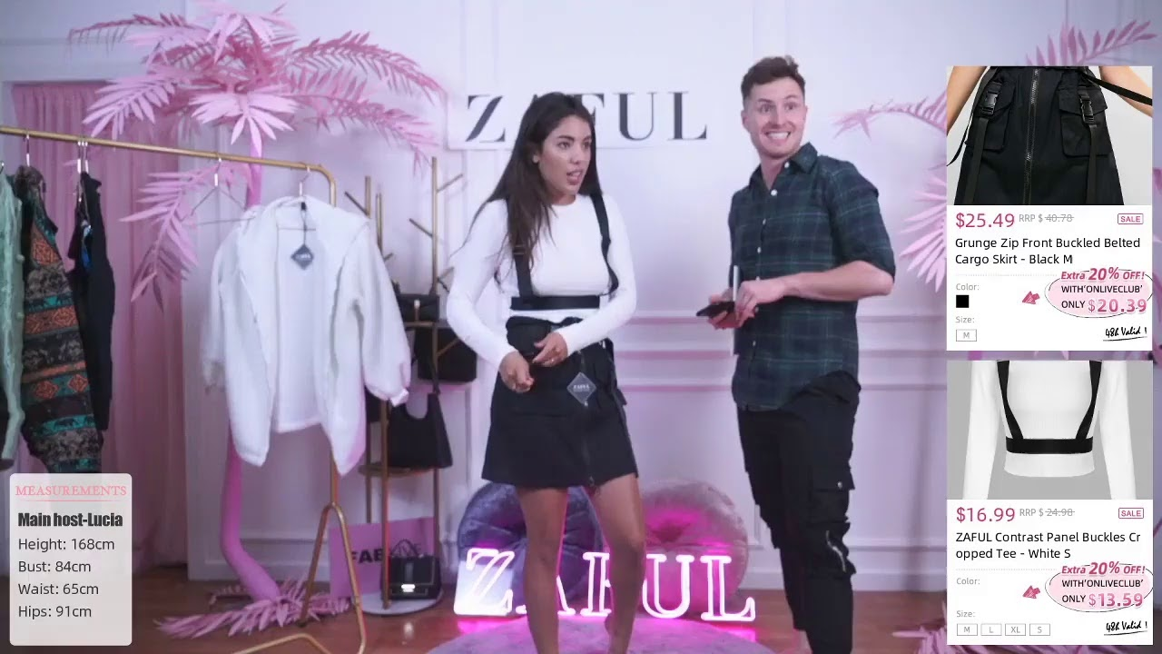 Zaful Haul & Try On| ENJOY EXTRA 20% OFF WITH CODE: FABZAFUL
