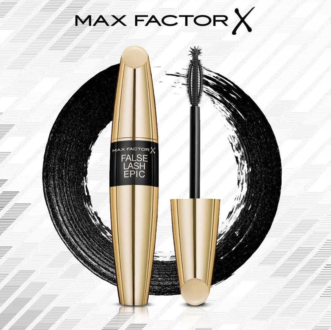 Xpressions Style - Get bigger, bolder, and epic lashes with Maxfactor ⁠ 👉🏼 https://bit.ly/3dGKAfx⁠ ⁠ #FalseLashEpic mascara! #LongLashes #VoluptousLashes ⁠ احصلي على رموش أطول، وأكثف مع ماسكارا #Fal...