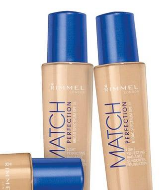 Rimmel Match Perfection Foundation #201 Classic Beige - отзыв