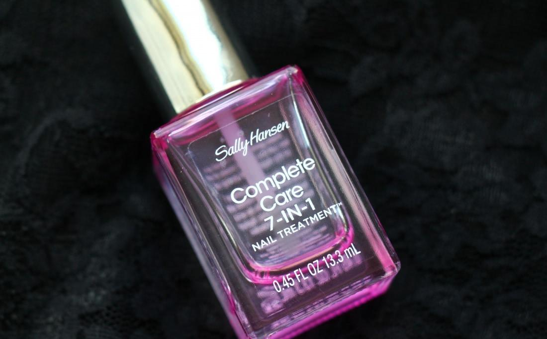 Sally Hansen Complete Care 7-in-1 Nail Treatment - отзыв