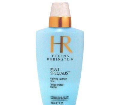 Гель  Fresh Foaming Gel и тоник  Mat Specialist от Helena Rubinstein - отзыв