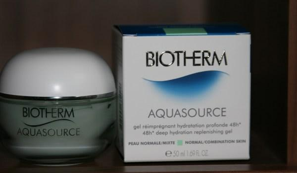 Не дай себе засохнуть с Biotherm Aquasource 48H Deep Hydration Replenishing Gel (Normal to Combination Skin) - отзыв