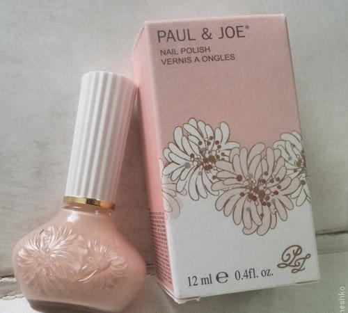 Paul&Joe Nail Polish Ice Cream Parlour Summer 2019 №01 Vanilla Meringue - отзыв