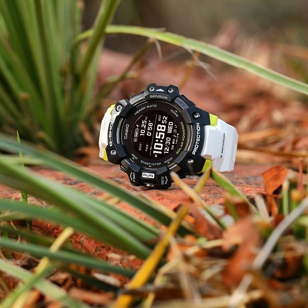 Casio USA - For workouts of wild intensity. ⁠ Ramp up your training routine with the advanced performance analytics and unbeatable toughness of the ⁠ G-SHOCK Move GBDH1000. ⁠ •⁠ ⁠ •⁠ ⁠ •⁠ ⁠ •⁠ ⁠ •⁠ ⁠...