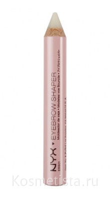 Восковой карандаш для бровей NYX Eyebrow Shaper - отзыв