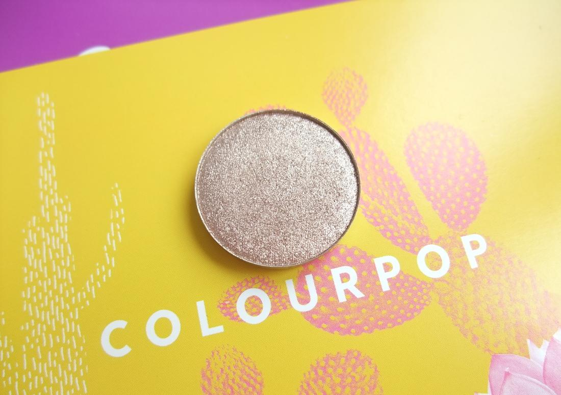 ColourPop Pressed Powder Shadow Snake eyes - отзыв