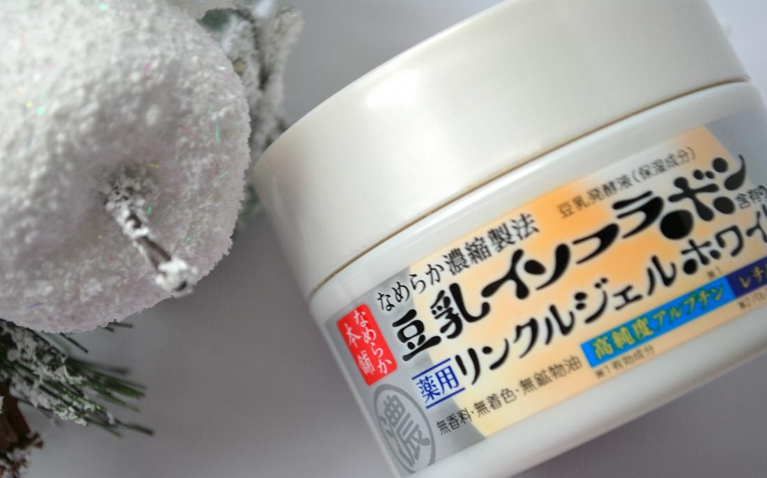 Sana Soy milk Wrinkle gel creme - отзыв