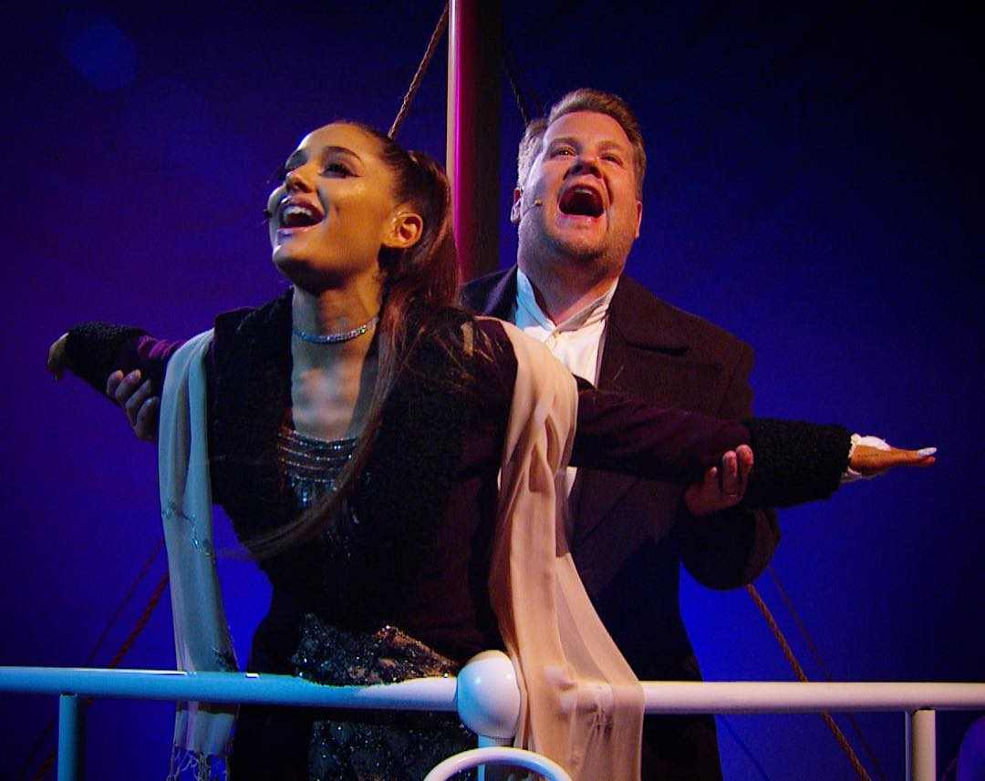 Watch Soundtrack to Titanic with Ariana Grande