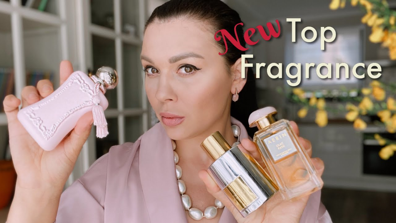 Топ ароматы на весну Tom Ford Metallic Marly Delina Aerin Lilac Path