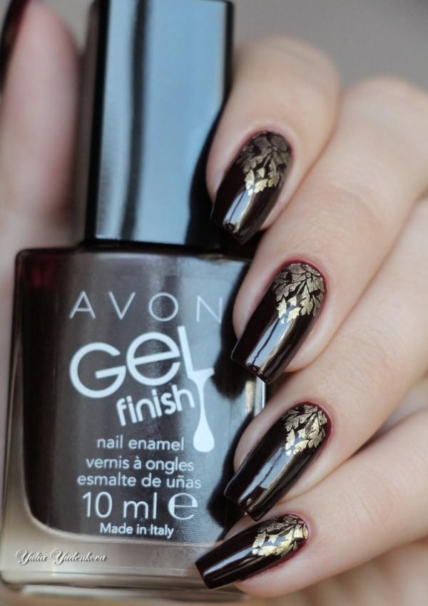 Avon Gel Finish Nail Enamel