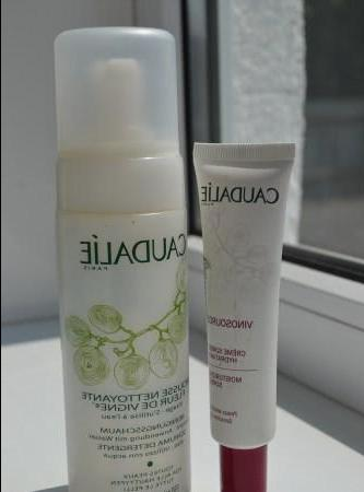 Unfortunate acquaintance with the brand Caudalie - review