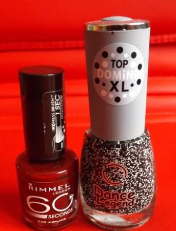 Rimmel London 330 Highland | Dance Legend Top Domino XL - отзыв