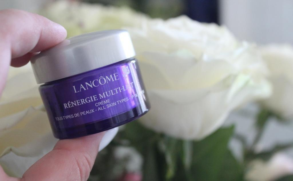 Lancome Renergie Multi-Lift Creme. Redefining Lifting Cream Anti-Wrinkle - Firming-Contouring - Spf15. All skin types - отзыв