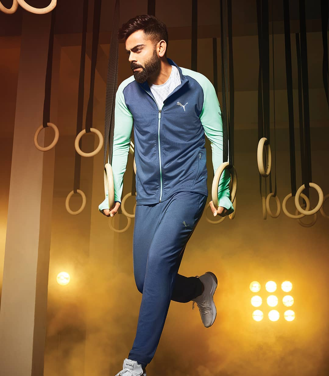 Lifestyle Store - Try something new and spruce up your workout routine just like @virat.kohli with the Puma LQDCELL Hydra One8, available at Lifestyle. . Gear up for the safest shopping experience wit...