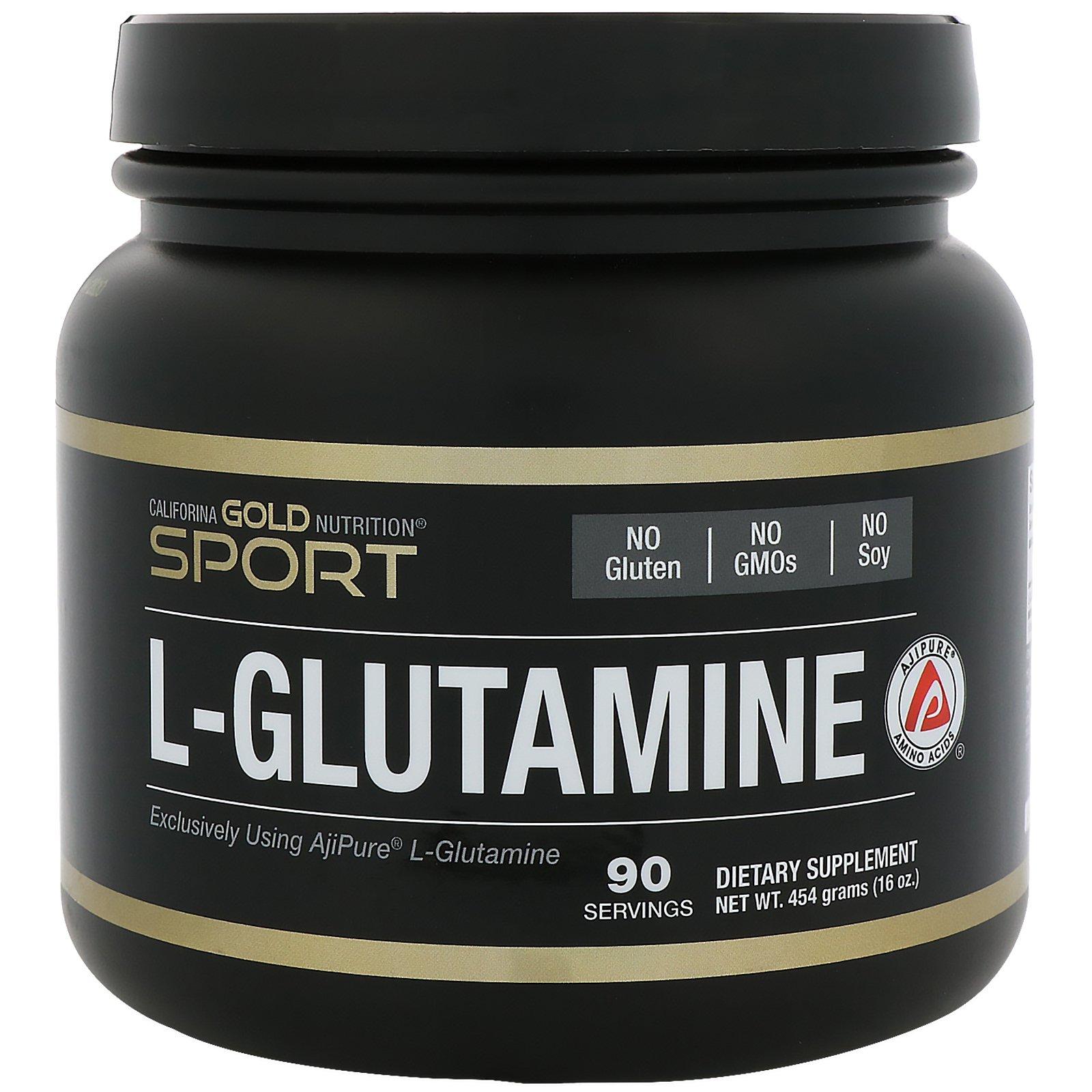 л глютамин при похудении