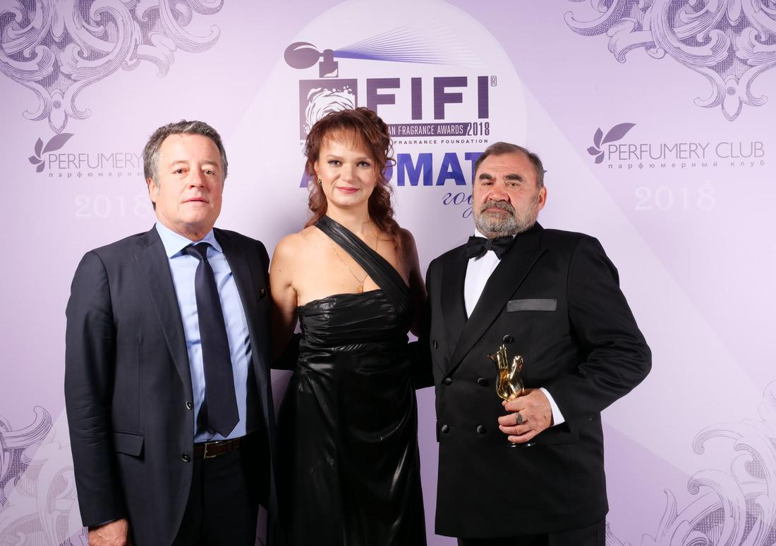 FiFi Russian Fragrance Awards 2018. О любви – на языке ароматов