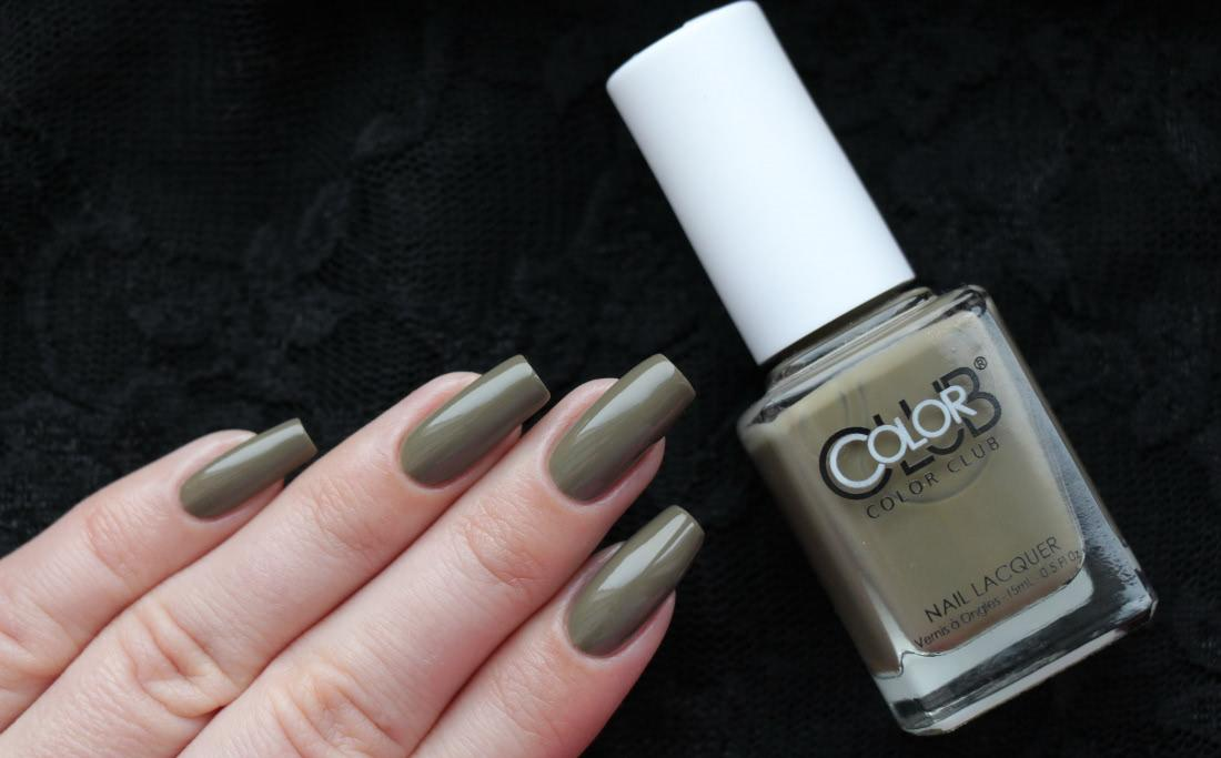 Color Club Nail Lacquer 1079 Into The Woods - отзыв
