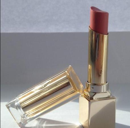 Clarins Rouge Eclat Lipstick #02 Sweet Rose - review