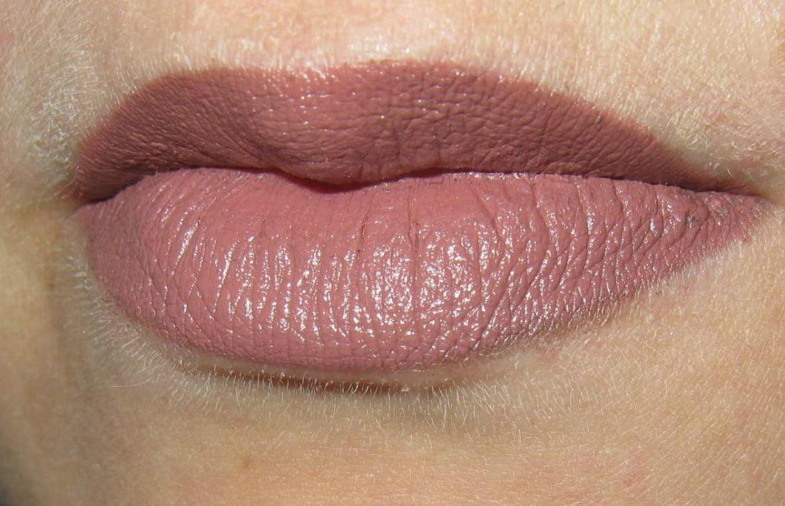 Nyx Matte Lipstick Mls19 Euro Trash Mls11 Tea Rose отзыв