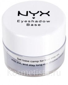 База под тени NYX Eye Shadow Base - отзыв