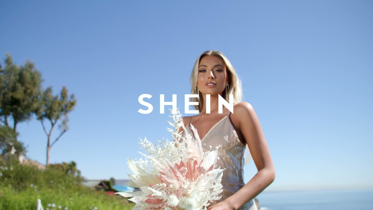 SHEIN | WEDDING LOOK