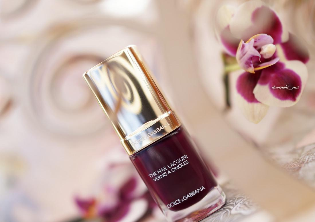 Dolce & Gabbana Intense Nail Lacquer #330 Amethyst - отзыв