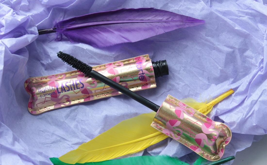 Diary of Mascara - Tarte Lights, Camera, Lashes 4-in-1 Mascara - отзыв