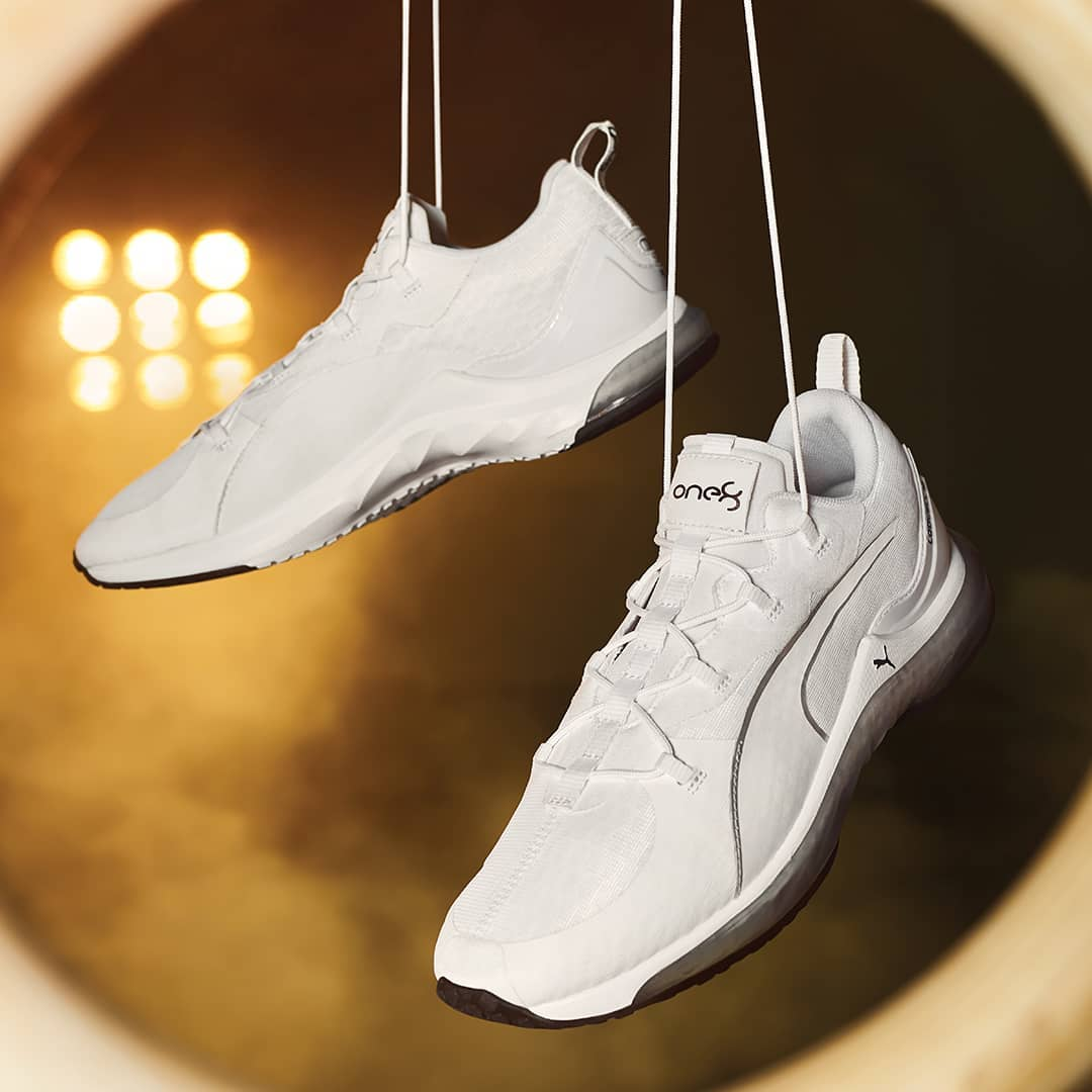 Lifestyle Store - Let your workout be fun and productive in stylish shoes like the Puma LQDCELL Hydra One8, available at Lifestyle. . Gear up for the safest shopping experience with Lifestyle #SafeDis...