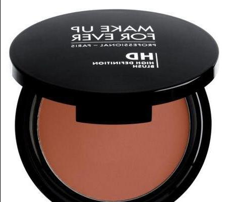Compacte, blush crème Make up for ever High Definition Blush/Second Skin Cream Blush ombre #335 chaleur-brun - avis