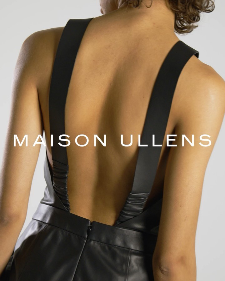 MAISON ULLENS - The new summer attire✨ #PaperLeather