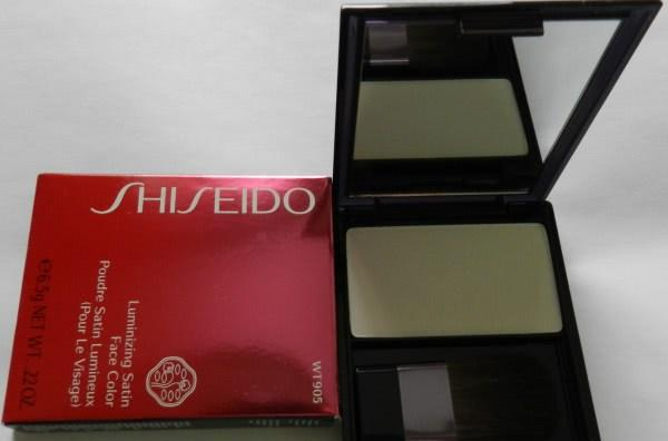 Shiseido luminizing Satin Face Color WT 905. Мой