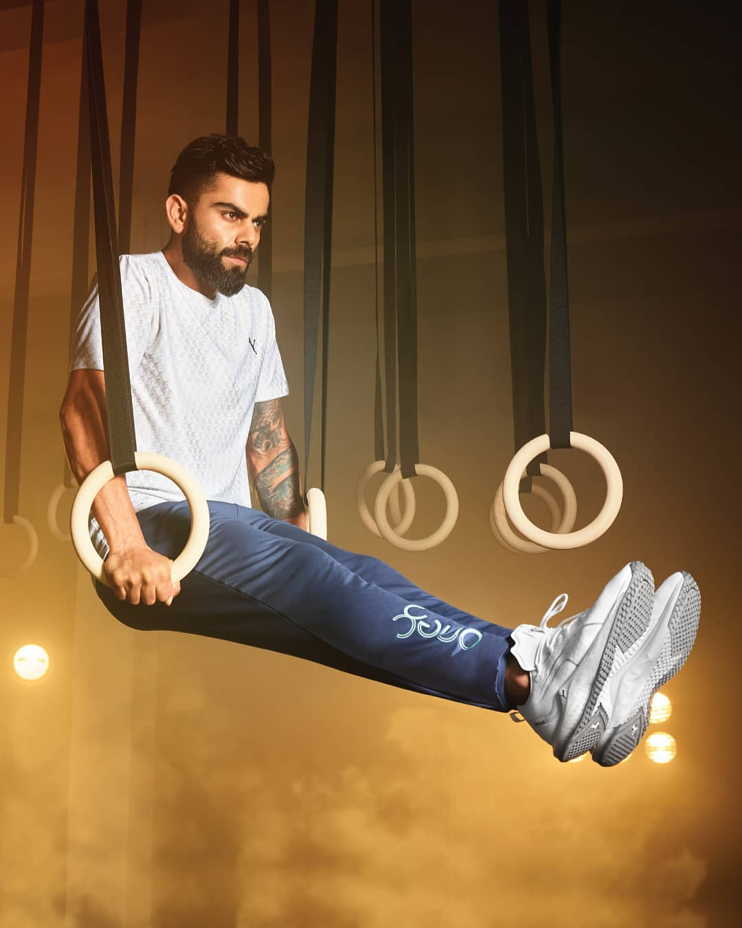 Lifestyle Store - Make your feet come alive while you workout in the Puma LQDCELL Hydra One8, available at Lifestyle. @virat.kohli . Gear up for the safest shopping experience with Lifestyle #SafeDist...