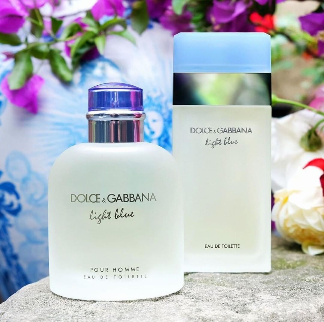 Xpressions Style - The iconic Light Blue fragrances represent the aroma of sparkling summer days yielding to evocative evenings. https://bit.ly/3l3psmP⁠ ⁠ #DGLightBlue #DGBeauty #DolceGabbana⁠ #fragra...