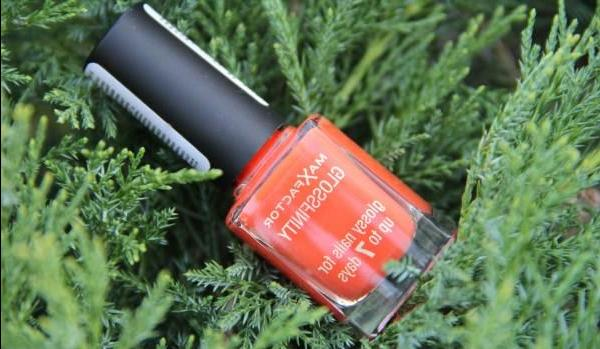 Rossa rossa - Maxfactor Sunset orange #80 - rassegna