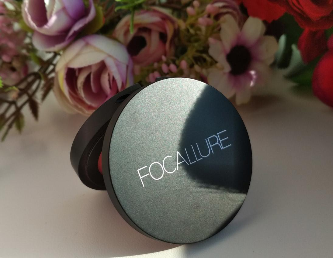 Румяна Focallure 11 Colors Face Mineral Pigment Blusher - отзыв