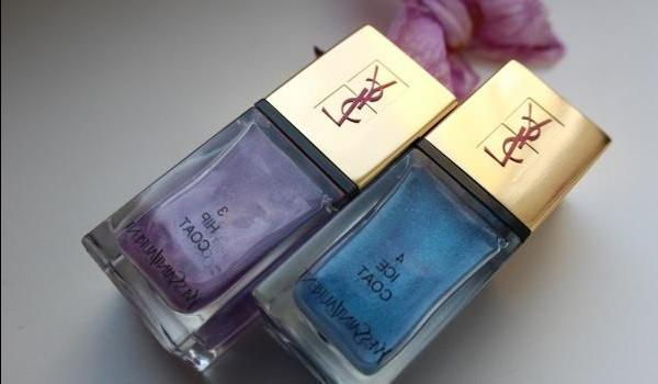 YSL La Laque Couture Tie&Dye Top Coat Sammlung - rezension