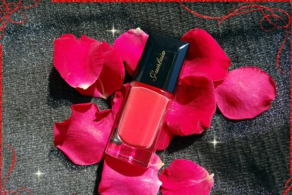 Guerlain Colour Lacquer Long-Lasting Colour & Shine №143 Nahema - отзыв