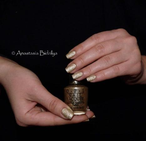 OPI nail laquer - Honey Ryder - отзыв