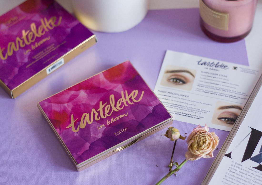 Tarte Tartelette In Bloom - отзыв