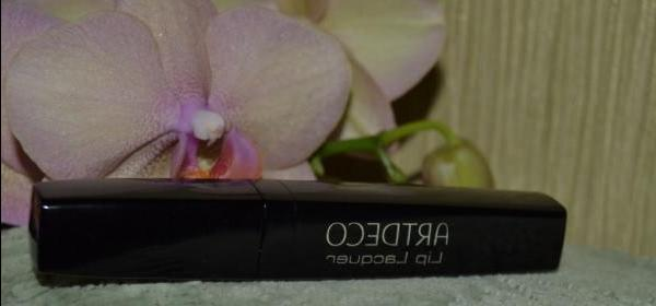 "Artdeco Lip Lacquer 24 - ""I wish the summer would never end..."" - review"