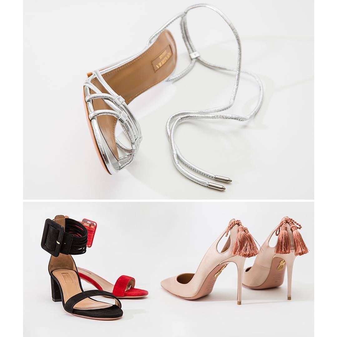 JustLounge - PICK & SHOES: Step into the new season with designer shoes and bring impeccable craftsmanship and flair. Shop now at Justlounge.  #sandals #shoes #footwear #womenshoes #onlineshopping #fa...
