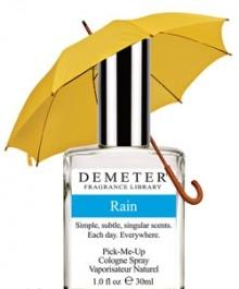 Одеколон Demeter Fragrance Library Rain Cologne Spray - отзыв