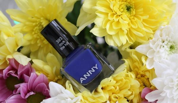 Лак для ногтей Anny Nail Polish 393 rock the hill - отзыв