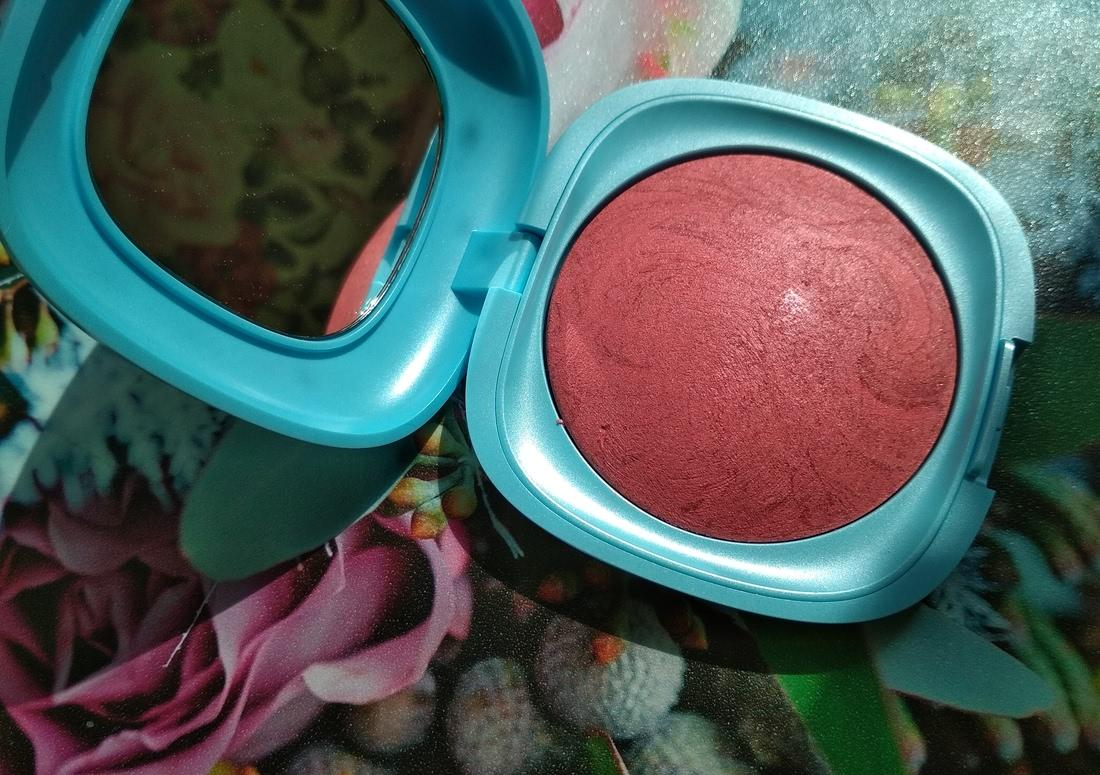 Kiko Milano Ocean Feel Blush №02 Bonne Mine - отзыв