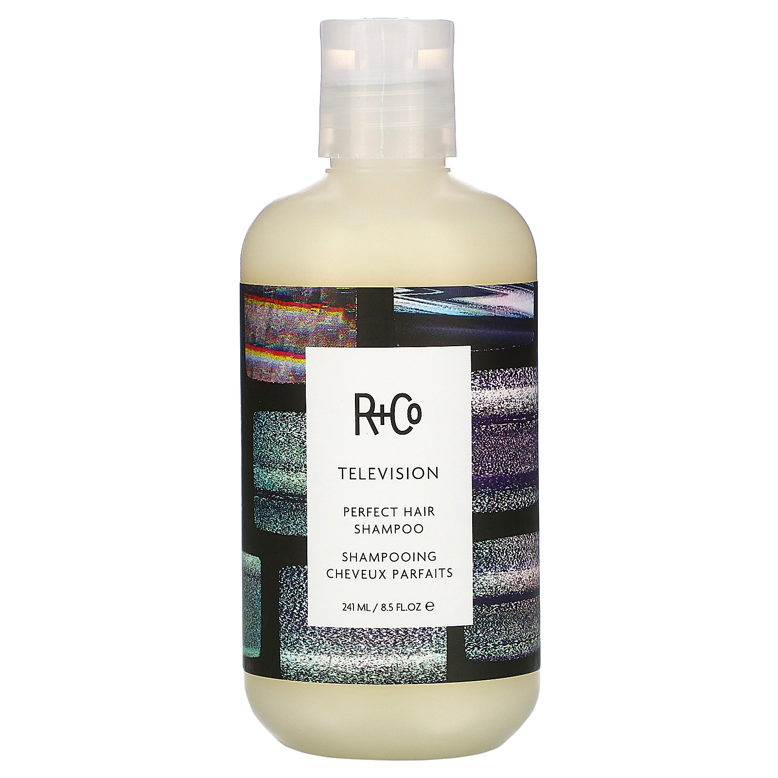 R+Co, Television, Perfect Hair Shampoo, 8.5 fl oz (241 ml)
